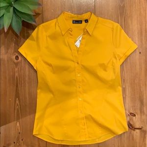 NWT NY&Co Button down blouse